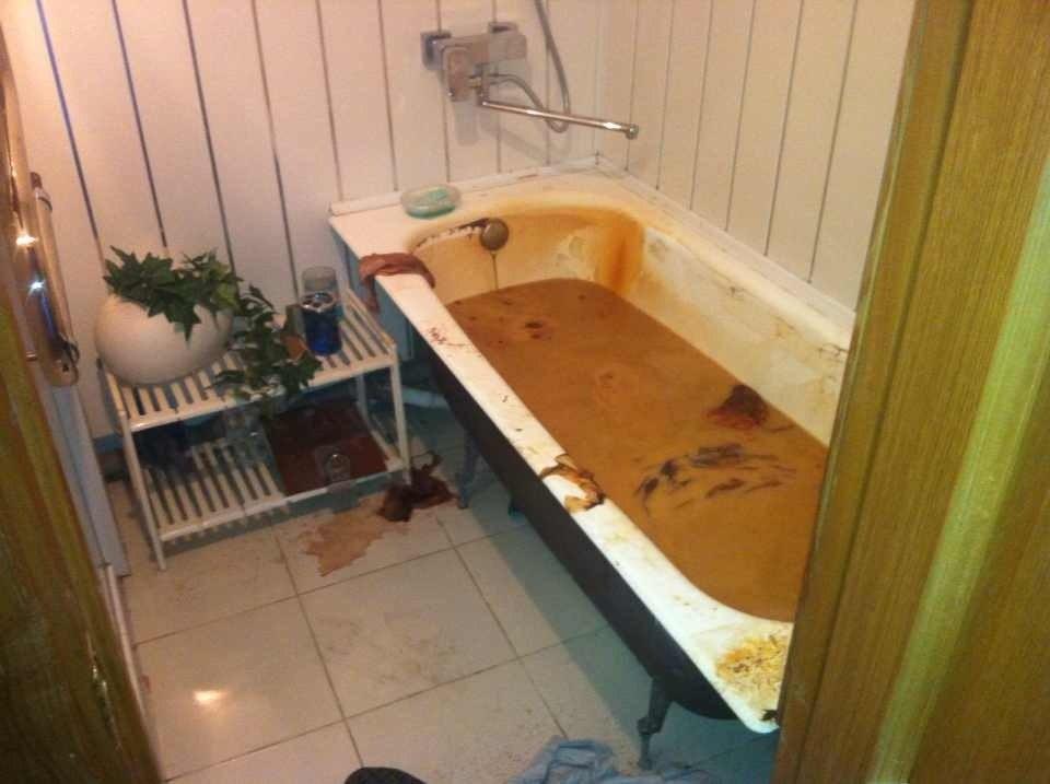 Если в квартире умер человек что с ней делать